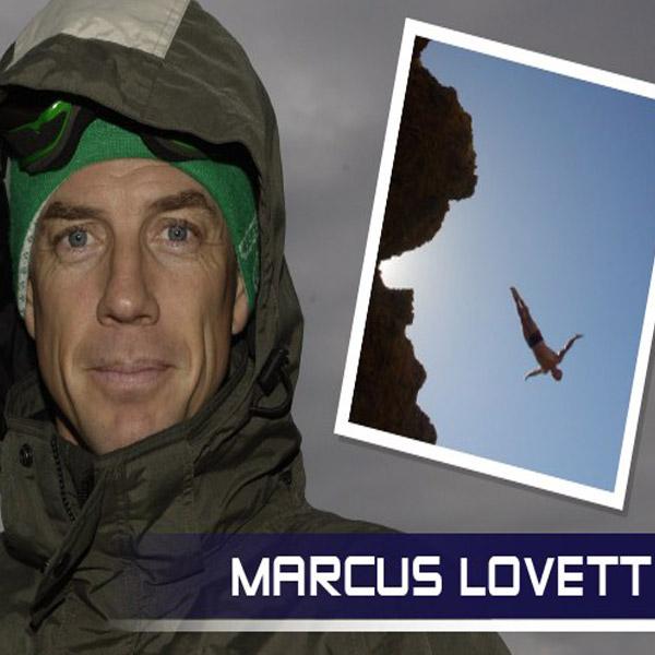 Marcus Lovett