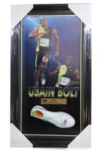 Usain Bolt White Spike